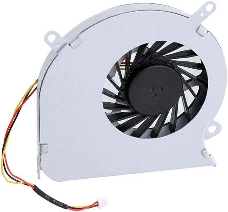 MagiDeal Replacement - PAAD06015S CPU Cooling Fan for MSI GE60 MS-16GA MS-16GC