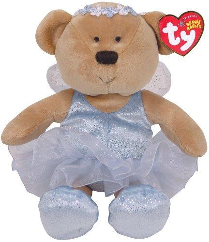 TY~BEANIE BEARS TY Fairydust The Ballerina Bear Beanie Baby