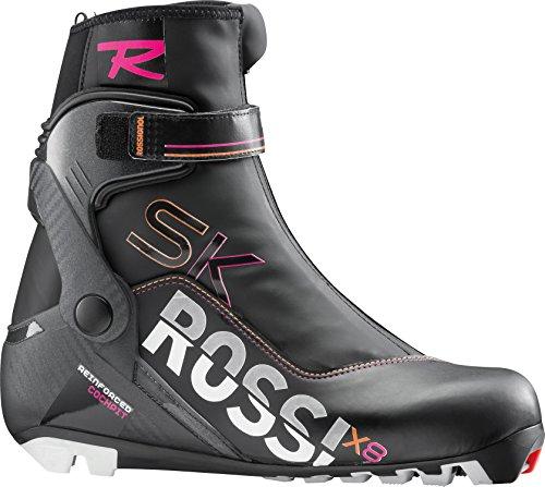 Rossignol X-8 Skate FW XC Ski Boots Womens Sz 41