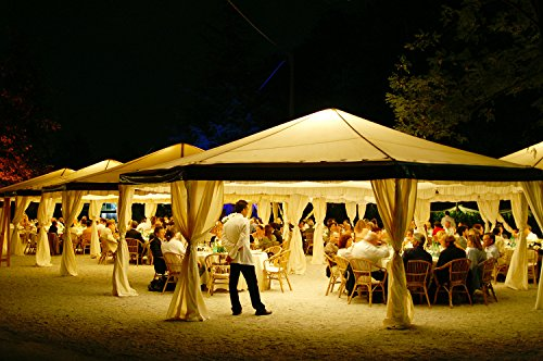 Kenley luci a bulbo Ø15cm per gazebo giardino illuminazione lanterne