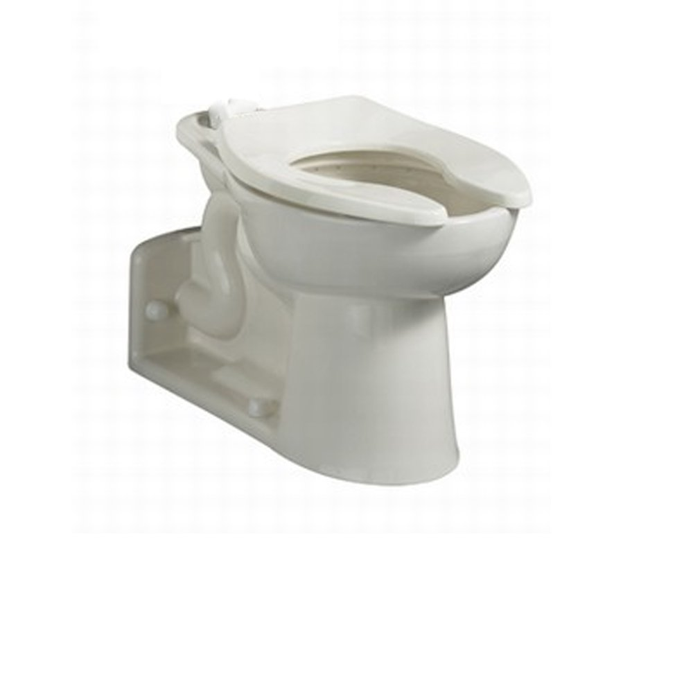 American Standard Priolo White Elongated Toilet Bowl 3697.016.020