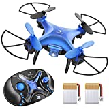 SNAPTAIN SP310 Mini Drone for Kids, Throw'n Go RC Quadcopter for Beginners w/