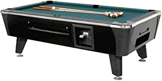product image for Dynamo Sedona Coin Operated Pool Table -Black- 7'