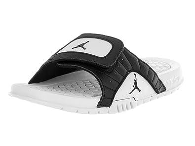 Nike Jordan Kids Jordan Hydro XII. Retro BG Sandale, schwarz - Black/Black