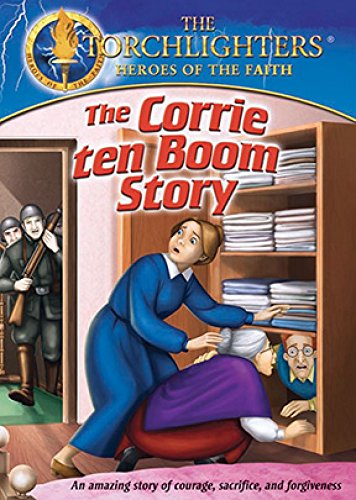 DVD : Torchlighters: The Corrie Ten Boom Story (DVD)
