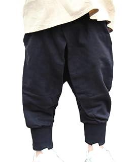 Etecredpow Girls Warm Knit Classic Fleece Slim Fit Trousers Legging