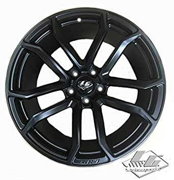 Amazon Com Lg Zr28 Gen5 Camaro Fitment Wheels Automotive
