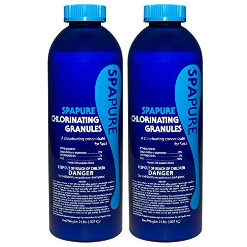 PureSpa SpaPure Chlorinating Granules (2 lb)