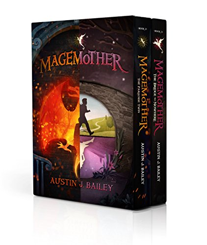 Magemother Books Fantasy Adventure Adults ebook product image