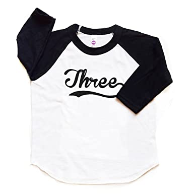cb712a3a Image Unavailable. Image not available for. Color: Three Baseball Birthday  ...