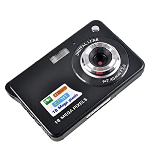 Camera,Stoga STcam STDC001 2.7 inch TFT LCD Screen HD Mini Digital Camera