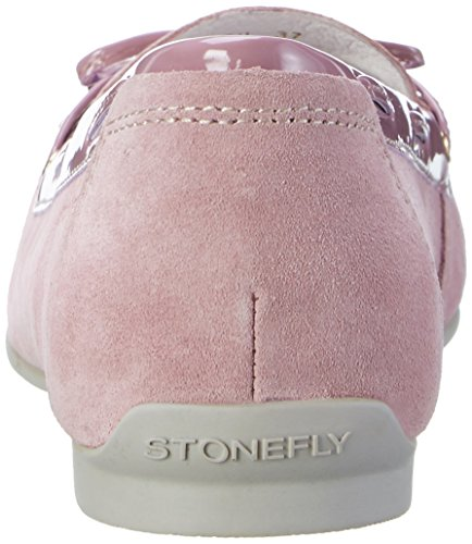 Stonefly Capri Iii 1, Mocasines para Mujer Morado (Malva I90)
