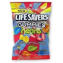 Lifesavers Gummies Neons Flavor Mix, 7 Ounce Bag