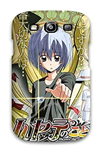 Best Fashion Case Cover For Galaxy S3(hayate No Gotoku) 7064025K74896823