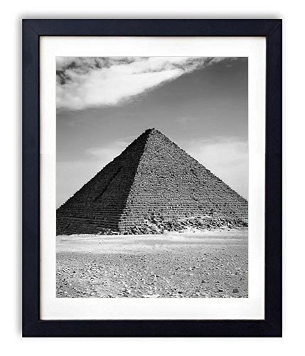 SHADENOV Black Wood  Egypt Pyramids Desert Sand Heat