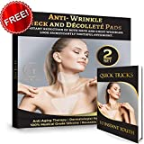 Chest Wrinkle Pads PREMIUM & Silicone Neck Pad - Decollette Pad for Chest Wrinkles - Silicone Pad - Anti Wrinkle Chest Pads - Chest Pad - Silicone Pads Chest Pads Silicone Care Neck Pad 2 PACK &EBOOK