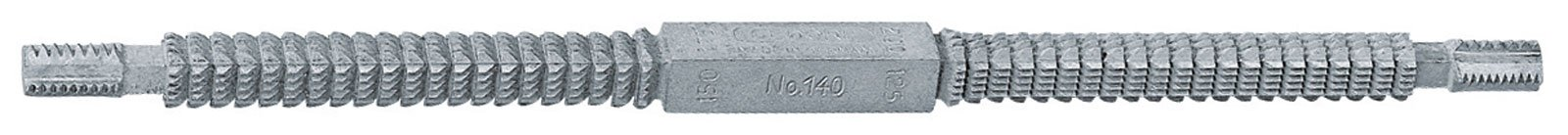 Gedore 140 Thread File Metric 0, 8-3mm