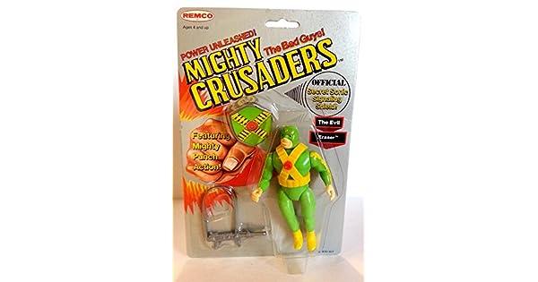 Amazon.com: 1984 Vintage Mighty Crusaders el mal