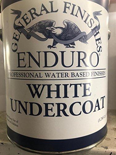 Enduro White Undercoat (Best Undercoat For Mdf)