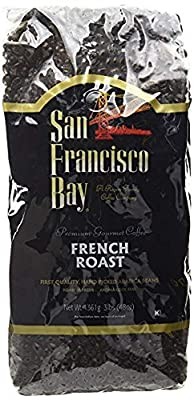 San Francisco Bay French Roast Fresh Whole Bean Coffee-3 Lbs from San Francisco Bay