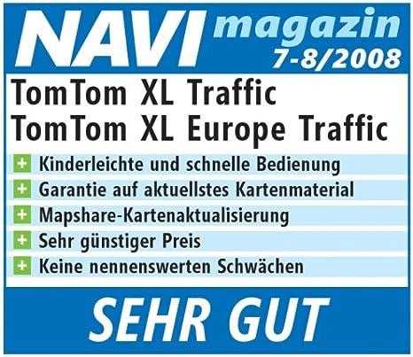 Tomtom Xl Europe 31 Traffic Navigationssystem Inkl 31 Elektronik