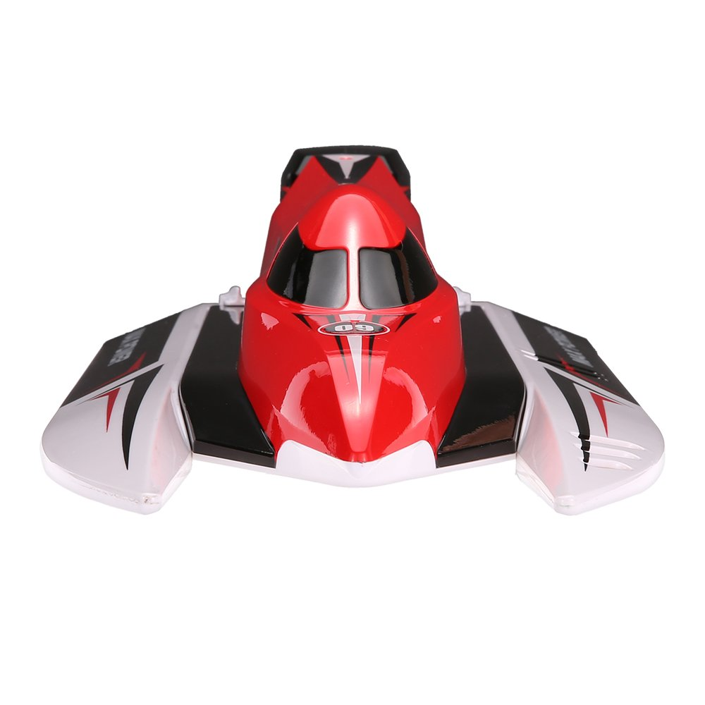 Red FairOnly AIRCRAFT WL915 2.4Ghz2CH F1 45km//h Brushless High Speed Racing Boat Model RC Boat Speedboat Kids Gifts RC Toys with 3S 11.1V Battery