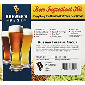 Brewer's Best Russian Imperial Stout Homebrew Beer Ingredient Kit