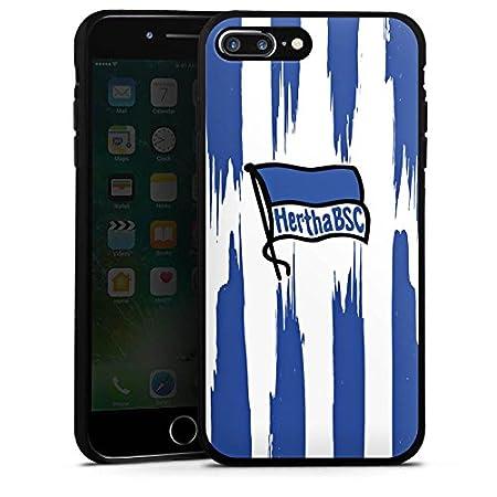 DeinDesign Tasche kompatibel mit Apple iPhone 6s Leder Flip Case Ledertasche Esport Hertha BSC Fu/ßball