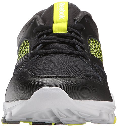 Zapato Reebok Yourflex tren 7.0 Formación GW Black-Yellow-Steel-Gravel