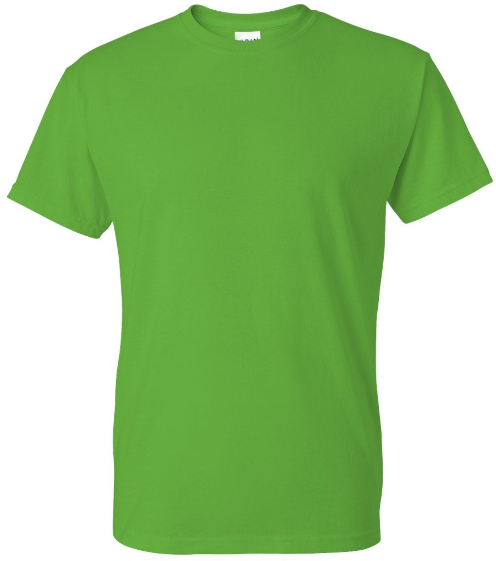 Gildan SHIRT メンズ B00BFSC7X4 3L グリーン(Electric Green) グリーン(Electric Green) 3L