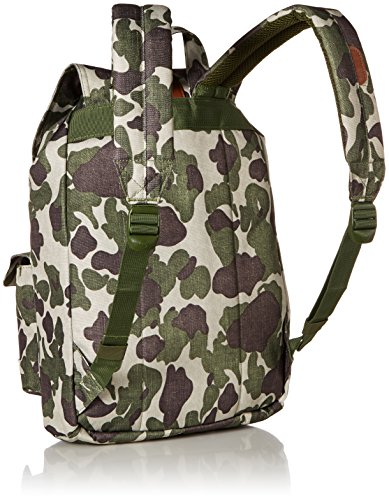Raven gris Tan Camo Crosshatch 10301 Quiz Supply Frog Black BwnFhczpTp 00919 Synthetic Rubber Box Herschel Leather Pop OS Lunch BvwYYqp
