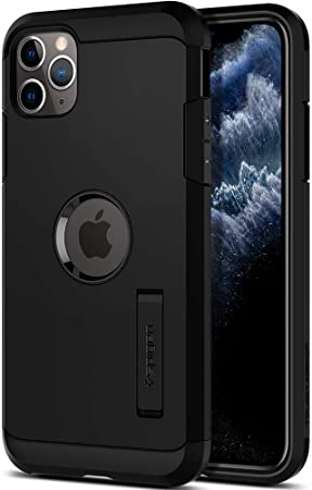 Spigen Tough Armor Funda iPhone 11 Pro, Compatible con Apple ...
