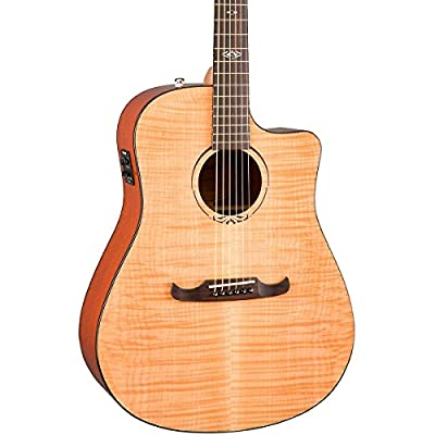 Fender T-Bucket 400 Acoustic Electric Guitar, Rosewood Fingerboard - Natural by Fender Musical Instruments Corp.
