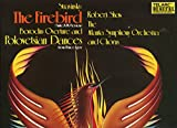 Stravinsky: The Firebird Suite, 1919 Version / Borodin: Overture and Polovetsian Dances from Prince Igor; Robert Shaw Conducting The Atlanta Symphony Orchestra and Chorus