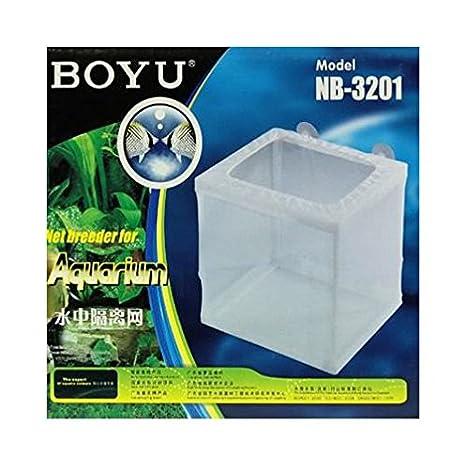 Todos Estanque Soluciones Acuario Tropical Fish Tank Net Criador: Amazon.es: Productos para mascotas