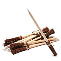 Bolígrafos de escoba de bruja - 24 ct