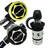 Palantic AS101 DIN Diving Dive Regulator and Octopus Combo