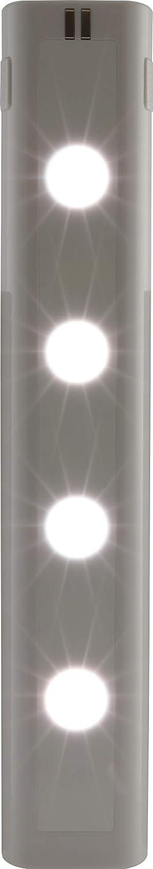 GE Wireless LED Utility Light White 17446 100 Lumens 12 in
