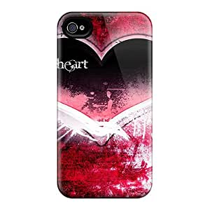 GnT10372Cxbz Cases Covers Skin For Iphone 6 (heart)