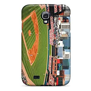 Mialisabblake Case Cover Protector Specially Made For Galaxy S4 St. Louis Cardinals by supermalls