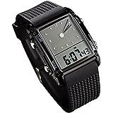 Timex Men's TW5M22800 DGTL 53mm Big Combo...