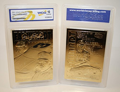 Used, DALE EARNHARDT 2001 23KT Gold Card Sculptured GM GOODWRENCH for sale  Delivered anywhere in Canada
