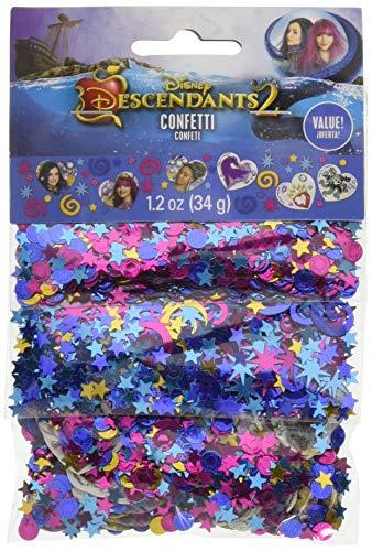 Amscan Disney Descendants 2 Table Decorating Kit 284957
