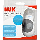 Amazon.com : NUK 2-in-1 Electric Thermometer (1 pack) : Grocery ...