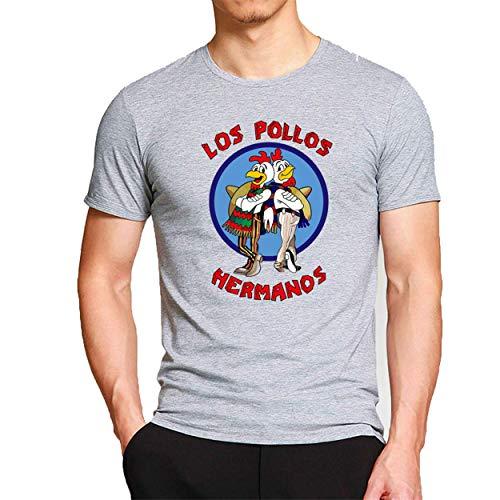Breaking Bad Heisenberg T Shirt For Men Women Christmas Birthday Halloween Lovely Gift Short Sleeve Fit Top Tees Cute Boy Girls 123]()