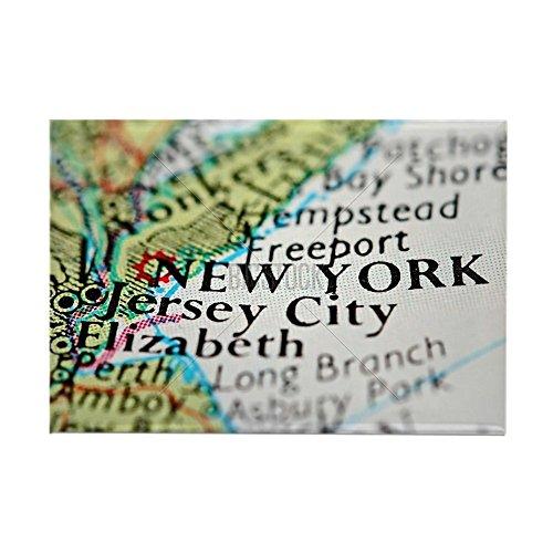 CafePress - New York Rectangle Magnet - Rectangle Magnet, 2