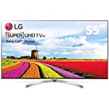 Smart TV LED 4K Ultra HD LG SJ8000 com Wi-Fi, HDR, webOS 3.5 e harman/kardon - 55
