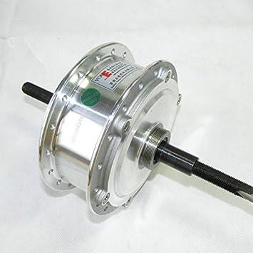 GZFTM H04A 250W 36V Motor de Cubo de Rueda eléctrica Motor de ...