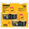 2-Pack Dewalt DC9096-2 XRPx 18V 2.4 Ah Ni-Cd Power Tools Battery