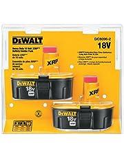 DEWALT DC9096-2 18-Volt XRP 2.2 Amp NiCad Pod-Style Battery, 2-Pack